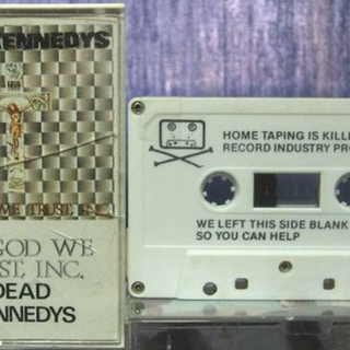 there are no songs by dead kennedys on this mix