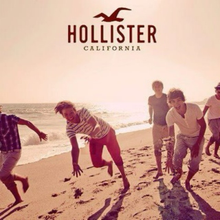 Hollister Summer Playlist