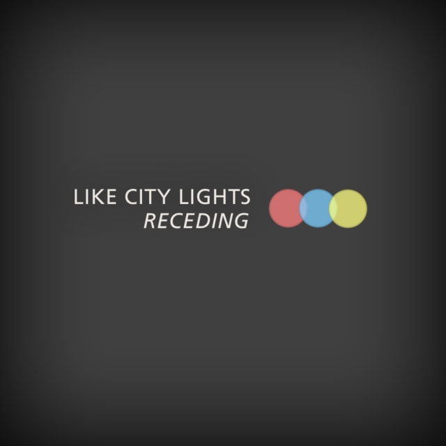 like city lights, receding