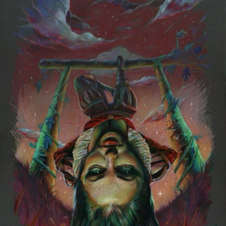 The Hanged Man. (XII.)