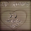365 Wonderful Days in 50 Love Songs