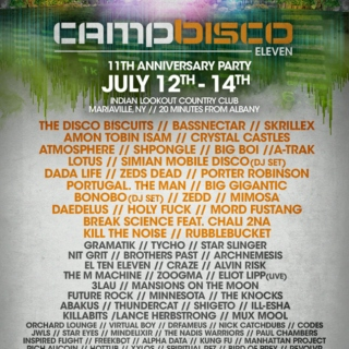 Camp Bisco 101