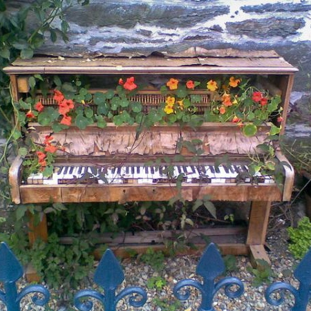 Don't Abandon That Piano Yet.