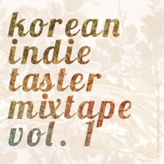 korean indie taster mixtape vol.1