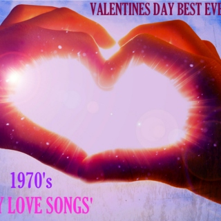 ALL FROM  THE  70's .....' SILLY LOVE SONGS '