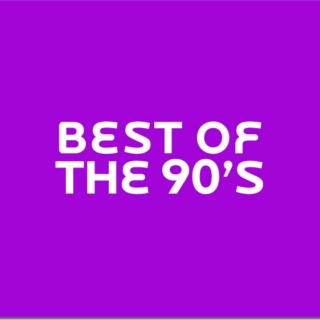 Best music of the 90's