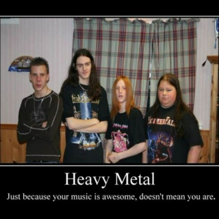 \m/ Metal All the way! \m/