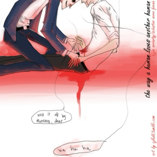 the way a human loves another human * a jim moriarty & sebastian moran fst