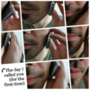 The day I called you (for the first time)