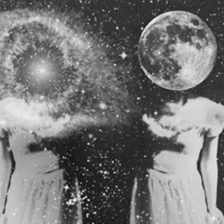 If our atoms did not repel one another, we'd pass through each other like galaxies.
