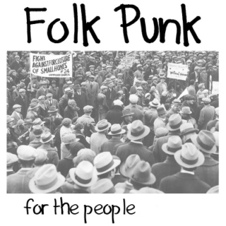 Folk Punk For The People
