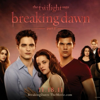 Breaking Dawn Pt.1 Soundtrack