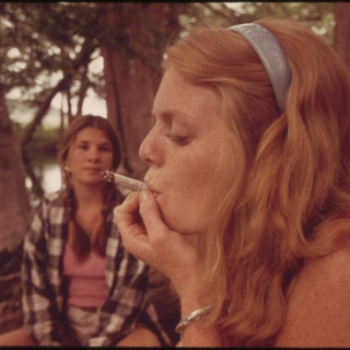 young folks on september porches