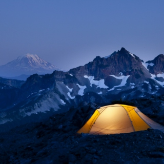 Camping and Chosting