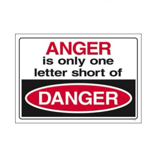 Anger or Danger?