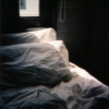Early Light on Bedsheets