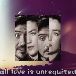 all love is unrequited