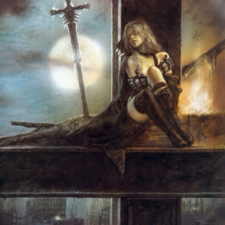 The Gallery presents: Luis Royo