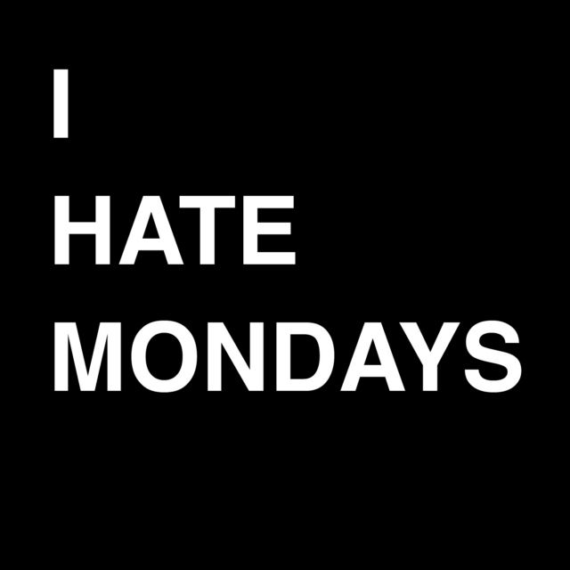 I Hate Mondays Vol.9 - DJ Danayasuperstar