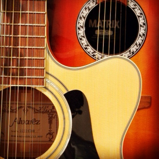 Acoustic Love - Part I: Guitar