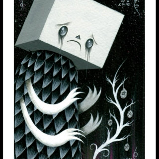 Four of Pentacles.