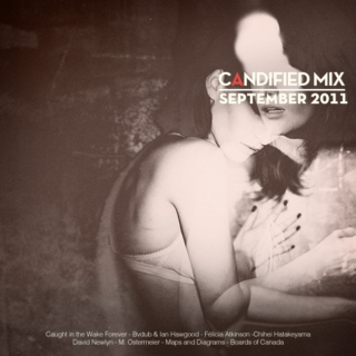 Candified's September 2011 mix