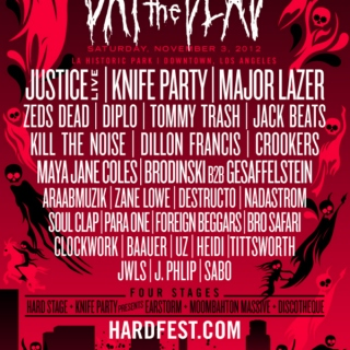 Hard Haunted 2012 Day of the Dead