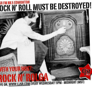 rocknrolga's April 2011 mix