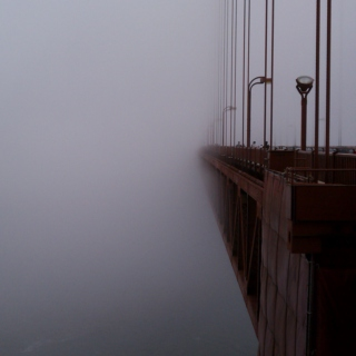 Music to listen to in the fog...
