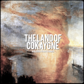 the land of cokaygne;