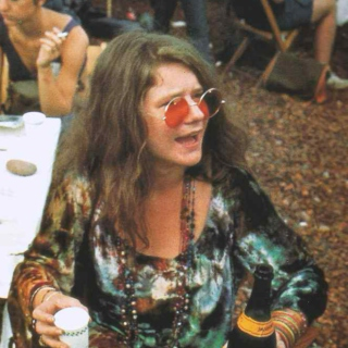 Before Gaga There Was Joplin