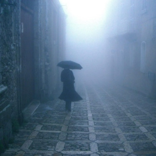 Like a Ghost into the Fog