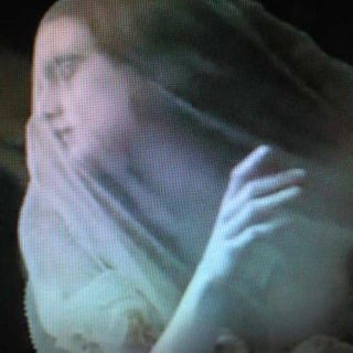 Hollowing edwardian ghosts on their veils