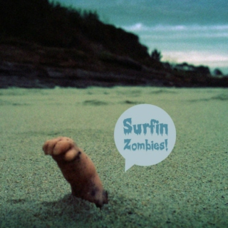 Surfin' Zombies!