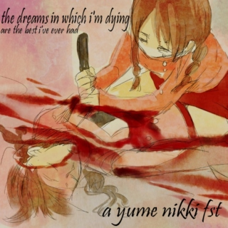the dreams in which i'm dying