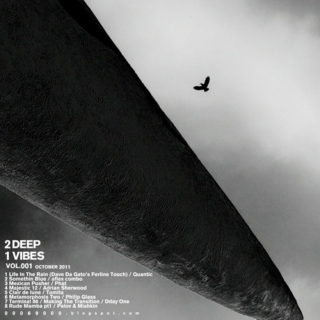 2 DEEP 1 VIBES VOL.001 OCTOBER 2011