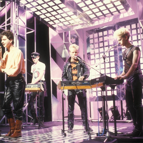 Now That's What I Call Synth Pop!