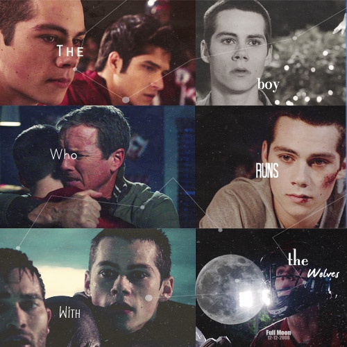 The Boy Who Runs With the Wolves (a Stiles fanmix)