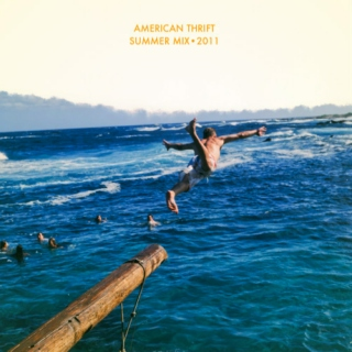 American Thrift Summer Mix 2011