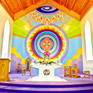 Psychedelic Church.