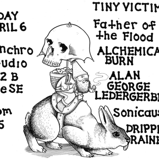 Alibi Tiny Victim/ AGL/ Father of the Flood/ Alchemical Burn playlist