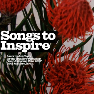 Songs to Inspire: Music for 'Your Awesome Year 2012'