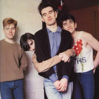 Covers of The Smiths