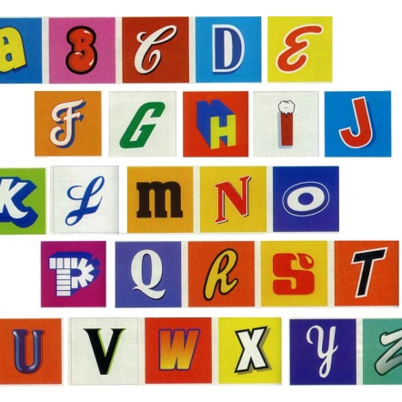 Alternative Alphabet