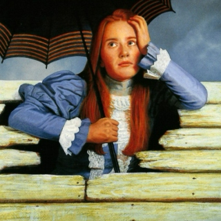 hanging out with anne shirley