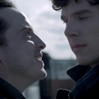Who are you really? Jim Moriarty fanmix Part 2 - Strange love, sheriarty