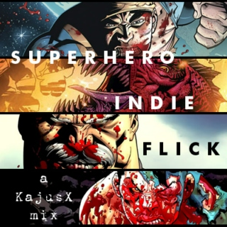 Superhero Indie Flick