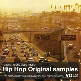 Forever Young Music Present Hip Hop Original Samples Vol.2