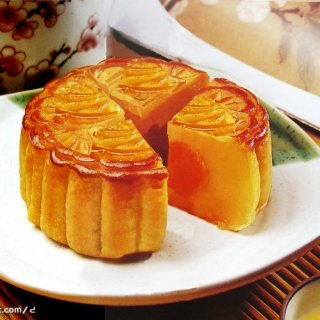 Mooncakes Represent My Heart (月饼代表我的心)