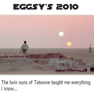 Eggsy's 2010 Year-End Mix